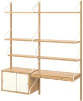 Письменный стол Ikea Свальнэс 993.207.43 -