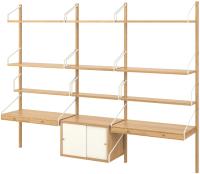 Письменный стол Ikea Свальнэс 993.207.76 -