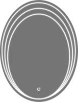 Зеркало Алмаз-Люкс ЗП-81 (70x90) -