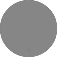 Зеркало Алмаз-Люкс ЗП-76 (65x65) -