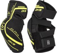 Налокотники хоккейные Warrior DX5 JR Elbow Pad / DX5EPJR9-S -