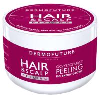 Скраб для кожи головы DermoFuture Очищающий (300мл) -