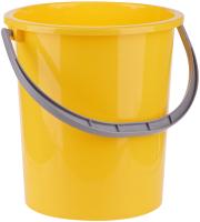 Ведро OfficeClean С мерной шкалой (9л, желтый) -