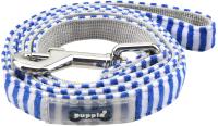 Поводок Puppia Naunet / PASA-AL1607-RB-M (голубой) -
