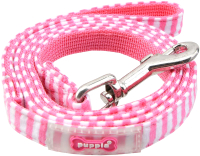 Поводок Puppia Naunet / PASA-AL1607-PK-M (розовый) -
