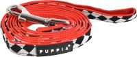 Поводок Puppia Racer / PATD-AL1767-RD-M (красный) -