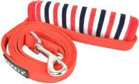 Поводок Puppia Seaman / PAUA-AL1832-RD-M (красный) -