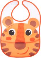 Нагрудник детский Canpol 9/232 (оранжевый) -
