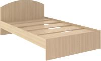 Полуторная кровать Rinner Веста 140x200 (шимо светлый) -