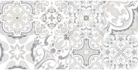Декоративная плитка Нефрит-Керамика Лорена / 00-00-5-08-30-06-1484 (400x200, серый) -