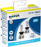 Комплект автомобильных ламп Narva 18038 (2шт) -