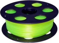 Пластик для 3D печати Bestfilament PET-G 1.75мм 500г (желтый флуоресцентный) -