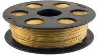 Пластик для 3D печати Bestfilament PET-G 1.75мм 500г (золотистый металлик) -