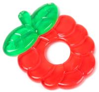 Прорезыватель для зубов Happy Care Сладкая ягодка / HC12051 (красный) -