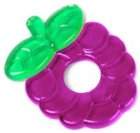 Прорезыватель для зубов Happy Care Сладкая ягодка / HC12051 (фиолетовый) -