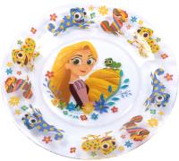 Тарелка закусочная (десертная) ОСЗ Рапунцель / 16с19144ДЗРапунц -