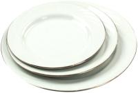 Набор тарелок Добруш Голубка / 0С0369Ф34 (18пр) -