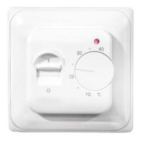 Терморегулятор для теплого пола RTC 70.26 (белый) -