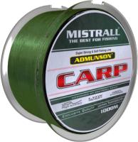 Леска монофильная Mistrall Admunson Carp Camouglage 0.285мм 1000м / ZM-3360028 -