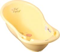 Ванночка детская Tega Лесная сказка / FF-004-109 (желтый) -
