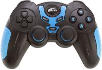 Геймпад Ritmix GP-031BTH (черный/синий) -