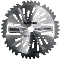 Нож для триммера Daewoo Power Dabc 255/40 -