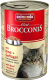 Корм для кошек Animonda Brocconis с говядиной и домашней птицей (400г) -