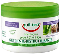 Маска для волос Equilibra Tricologica интенсивно питающая и восстанавливающая (200мл) -
