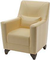 Кресло мягкое Савлуков-Мебель Канзас Fusion (бежевый) -