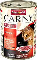 Корм для кошек Animonda Carny Adult с говядиной (400г) -