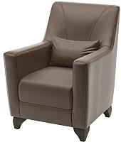 Кресло мягкое Савлуков-Мебель Канзас Fusion (серый) -