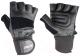 Перчатки для пауэрлифтинга Starfit SU-125 (XL, черный) -