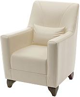 Кресло мягкое Савлуков-Мебель Канзас Fusion (кремовый) -