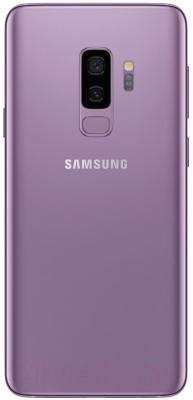 Смартфон Samsung Galaxy S9+ Dual 256GB / G965F (фиолетовый)