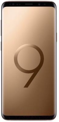 Смартфон Samsung Galaxy S9+ Dual 64GB / G965F (золото)