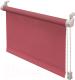 Рулонная штора Gardinia М Ариа 103 (80x150, бордовый) -