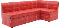 Уголок кухонный мягкий Савлуков-Мебель Версаль (красный) -