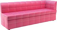Скамья кухонная мягкая Савлуков-Мебель Версаль (розовый) -