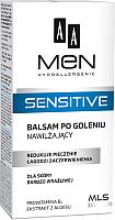 Лосьон после бритья AA Men Sensitive увлажняющий (100мл) -