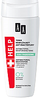 Тоник для лица AA Help Acne Skin антибактериальный увлажняющий (200мл) -