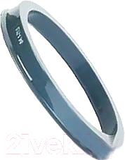 Центровочное кольцо No Brand 63.4x58.6