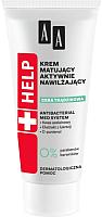 Крем для лица AA Help Acne Skin дневной матирующий и увлажняющий (40мл) -