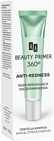 Основа под макияж AA Beauty Primer 360° уменьшающая покраснения (30мл) -