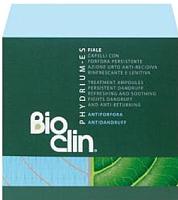 Ампулы для волос Bioclin Phydrium-ES против перхоти освежающие и смягчающие (10x7.5мл) -