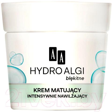Купить Крем для лица AA, Hydro Algae питательный для комбинирован. и норм. кожи ночной (50мл), Польша, Hydro Algae (AA)