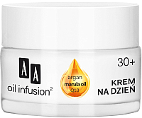 Крем для лица AA Oil Infusion2 30+ мульти-увлажнение + разглаживание дневной (50мл) -
