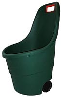 Тележка грузовая Keter Easy Go (55л, зеленый) -