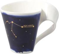 Кружка Villeroy & Boch NewWave Stars Водолей / 10-1616-5811 -