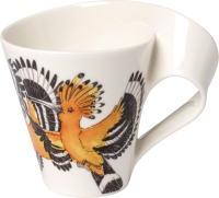 Кружка Villeroy & Boch NewWave Caffe Animals of the World / 10-4203-9100 (желтый удод ) -
