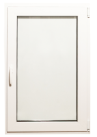 Окно ПВХ Добрае акенца Поворотно-откидное 2 стекла (900x600) -